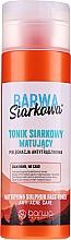 Düfte, Parfümerie und Kosmetik Antibakterielles Anti-Akne Gesichtstonikum - Barwa Anti-Acne Sulfuric Tonik