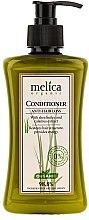Düfte, Parfümerie und Kosmetik Haarspülung gegen Haarausfall mit Sheabutter und Kalmusextrakt - Melica Organic Anti-Hair Loss Conditioner