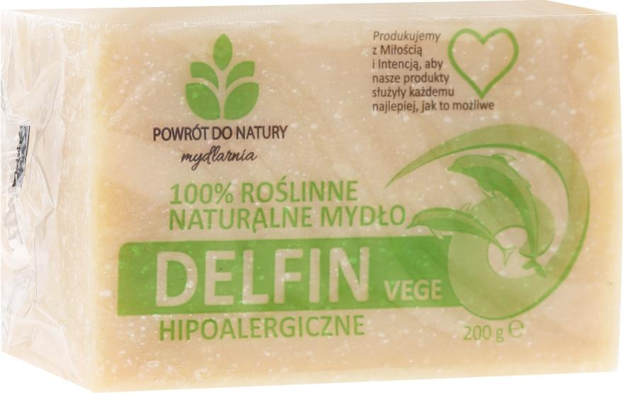 Hypoallergene Naturseife Delfin - Powrot do Natury Natural Soap Delfin