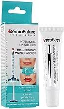Lippenserum mit Hyaluronsäure und Kollagen - DermoFuture Precision Hyaluronic Lip — Bild N5