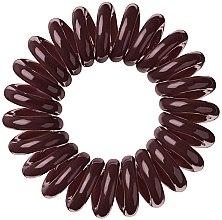 """Düfte, Parfümerie und Kosmetik Haargummis """"Chocolate Brown"""" 3 St. - Invisibobble Chocolate Brown"""
