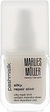 Düfte, Parfümerie und Kosmetik Regenerierendes Haarserum mit Weinlaubextrakt - Marlies Moller Pashmisilk Silky Repair Elixir