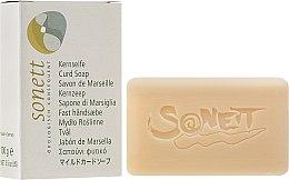 Düfte, Parfümerie und Kosmetik Kernseife für Körper und Hände - Sonett Curd Soap