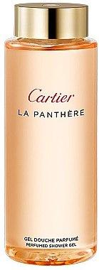 Cartier La Panthere - Parfümiertes Duschgel — Bild N1