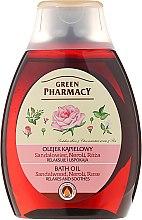 Düfte, Parfümerie und Kosmetik Badeöl mit Sandelholz, Neroli und Rose - Green Pharmacy