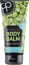 Düfte, Parfümerie und Kosmetik Nährende und energiespendende Körperlotion mit Extrakt aus grünem Kaffee - Cosmepick Body Balm Green Coffee