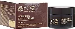 Düfte, Parfümerie und Kosmetik Pflegende Gesichtscreme mit wertvollen Ölen und Passionsblumenextrakt - ECO Laboratorie Face Cream