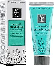 Düfte, Parfümerie und Kosmetik Körpercreme mit Eukalyptus - Apivita Healthcare Cream with Eucalyptus