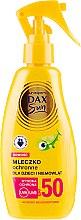 Düfte, Parfümerie und Kosmetik Kinder Sonnenschutzlotion SPF 30 - DAX Sun Body Lotion SPF 50