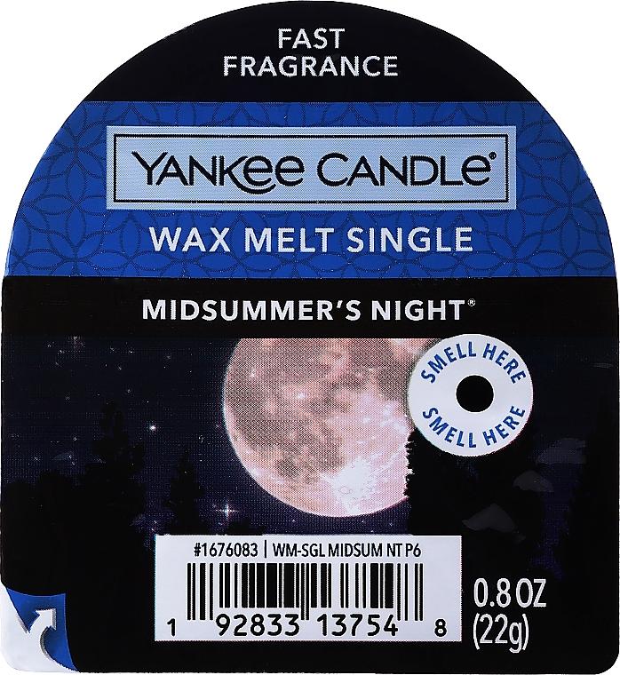 Tart-Duftwachs Midsummer's Night - Yankee Candle Midsummer's Night Tarts Wax Melts