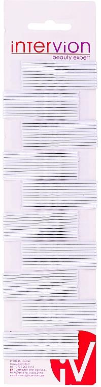 Haarklammer weiß - Inter-Vion — Bild N1