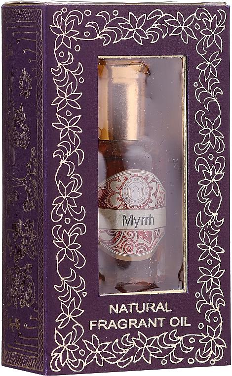 Song Of India Myrrh - Natürliches Ölparfum