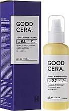 Düfte, Parfümerie und Kosmetik Feuchtigkeitsspendende Gesichtsemulsion für empfindliche und trockene Haut - Holika Holika Good Cera Super Ceramide Emulsion