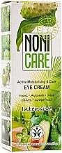 Düfte, Parfümerie und Kosmetik Feuchtigkeitsspendende Augencreme mit Noni, Avocado, Aloe und Oliven - Nonicare Intensive Eye Cream