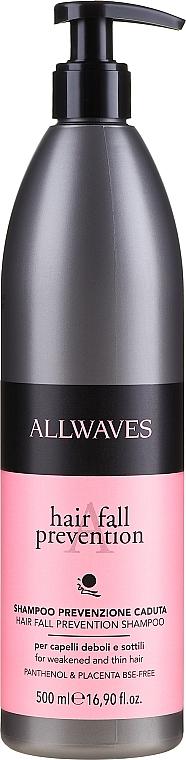 Keratin Shampoo gegen Haarausfall - Allwaves Placenta Hair Loss Prevention Shampoo
