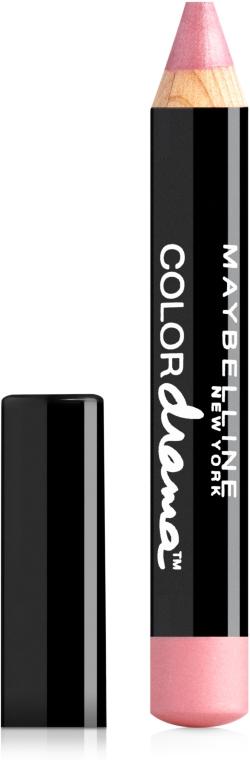 Feuchtigkeitsspendender Lippenstift - Maybelline Color Drama — Bild N1