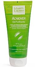 Düfte, Parfümerie und Kosmetik Gesichtsreinigungsgel zur tiefen Porenreinigung - MartiDerm Acniover Cleansing Gel