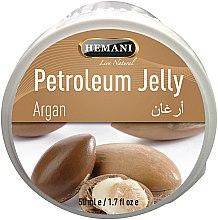 Düfte, Parfümerie und Kosmetik Vaseline mit Arganöl - Hemani Petroleum Jelly With Argan