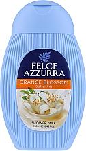 Düfte, Parfümerie und Kosmetik Duschcreme Orangenblüte - Felce Azzurra Shower-Gel