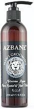 Düfte, Parfümerie und Kosmetik Waschgel für Gesicht, Bart und Haar mit marokkanischem Arganöl - Azbane Men's Grooming Face Beard & Hair Wash