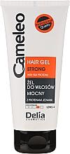 Düfte, Parfümerie und Kosmetik Haargel starke Fixierung - Delia Cosmetics Cameleo Hair Gel Strong