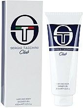 Düfte, Parfümerie und Kosmetik Sergio Tacchini Club - Duschgel