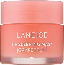 Düfte, Parfümerie und Kosmetik Lippenmaske für die Nacht mit Grapefruit - Laneige Lip Sleeping Mask Grapefruit