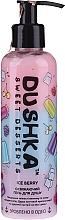 Düfte, Parfümerie und Kosmetik Erfrischendes Duschgel mit Spender Ice Berry - Dushka Sweet Desserts Ice Berry Shower Gel