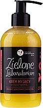 Düfte, Parfümerie und Kosmetik Reinigungscreme für die Intimhygiene mit Ringelblumenextrakt - Zielone Laboratorium