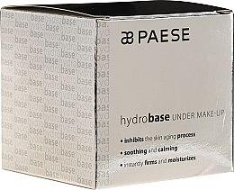 Düfte, Parfümerie und Kosmetik Feuchtigkeitsspendende Make-up Base - Paese Hydrating Make-Up Base