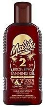 Düfte, Parfümerie und Kosmetik Bronzierendes Körperöl SPF 2 - Malibu Bronzing Tanning Oil SPF 2