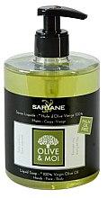 Düfte, Parfümerie und Kosmetik Flüssige Seife mit Olivenöl - Saryane Olive & Moi Liquid Soap