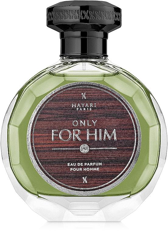 Hayari Parfums Only For Him - Eau de Parfum — Bild N1