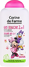 "Düfte, Parfümerie und Kosmetik 2in1 Duschgel & Shampoo ""Minnie Maus"" - Corine de Farme Disney Minnie Mouse"