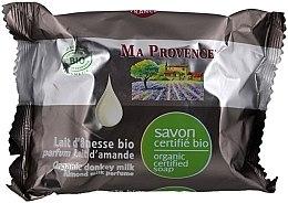 Düfte, Parfümerie und Kosmetik Organische Seife mit Eselsmilch und Mandel - Ma Provence Organic Soap