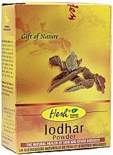 Düfte, Parfümerie und Kosmetik Pulvermaske für Gesicht und Haar gegen Entzündungen - Hesh Lodhar Powder