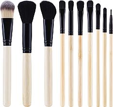 Düfte, Parfümerie und Kosmetik Make-up Pinselset 10 St. - Fascination