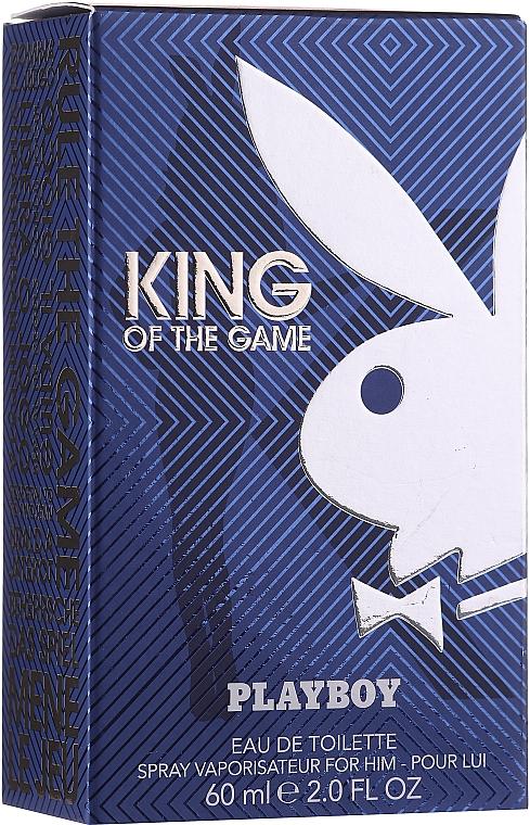 Playboy King Of The Game - Eau de Toilette