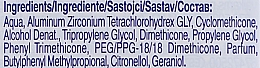 "Anti-Perspirant Deodorant Gel ""Aloe Schutz"" - Lady Speed Stick Deodorant — Bild N5"