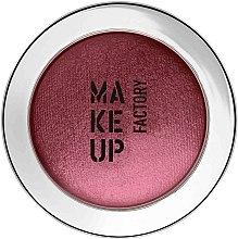 Düfte, Parfümerie und Kosmetik Lidschatten - Make Up Factory Eye Shadow Mono