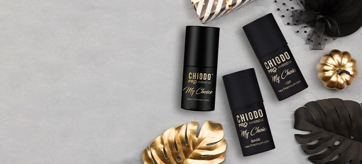 Das Produkt mit dem niedrigsten Wert als Geschenk beim Kauf von drei Chiodo Pro Aktionsprodukten