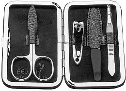 Düfte, Parfümerie und Kosmetik Maniküre-Set 4-tlg. schwarz - Belotty Tonny