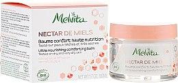Düfte, Parfümerie und Kosmetik Pflegender Gesichtsbalsam - Melvita Nectar de Miels Baume Confort Haute Nutrition
