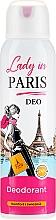 Deospray - Lady In Paris Deodorant — Bild N1