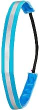 Düfte, Parfümerie und Kosmetik Haarband neonblau - Ivybands Neon Blue Reflective Hair Band