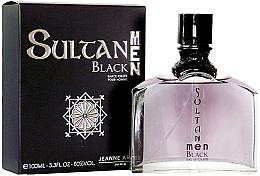 Düfte, Parfümerie und Kosmetik Jeanne Arthes Sultan Black - Eau de Toilette