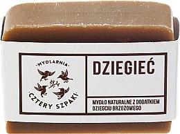 Düfte, Parfümerie und Kosmetik Teerseife - Cztery Szpaki Soap