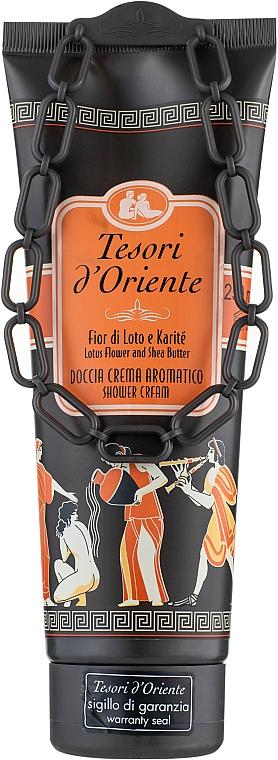 Tesori d`Oriente Fior di Loto - Duschcreme mit Lotosblume und Sheabutter