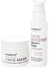 Düfte, Parfümerie und Kosmetik Gesichtspflegeset - Swederm (Gesichtsmaske 100ml + Gesichtsbooster 100ml)