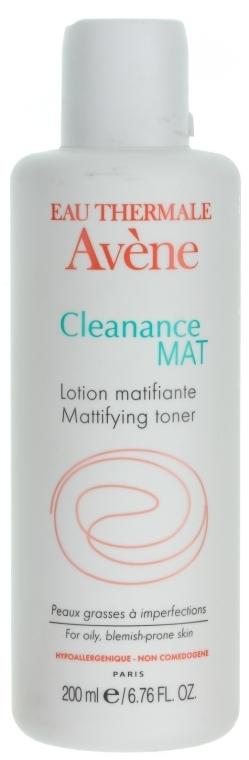 Matierrendes Gesichtstonikum für Problemhaut - Avene Anti-Seborrheiques Cleanance Lotion — Bild N1